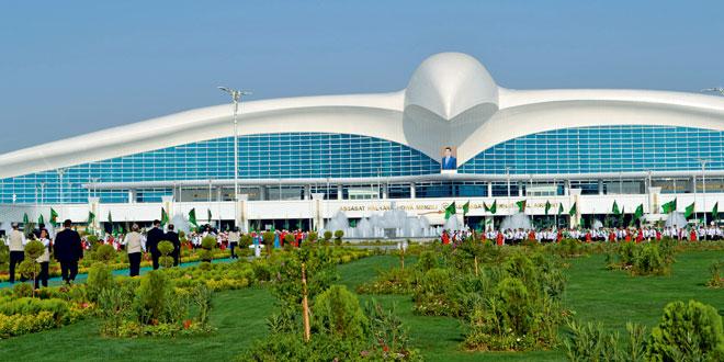 Ashgabad Airport