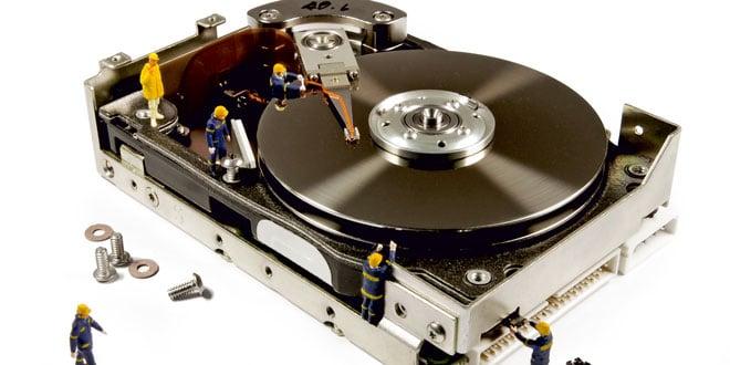 Datensicherheit Festplatte - Foto: Klicker / pixelio