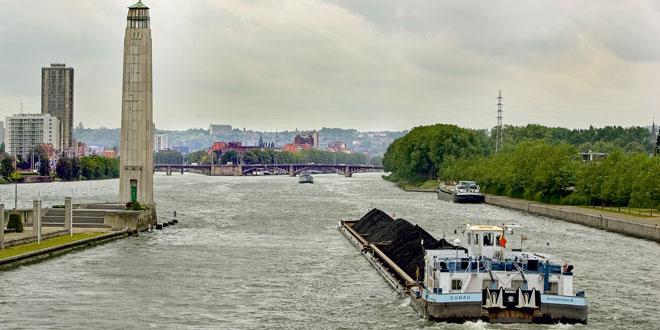 Hafen Lüttich