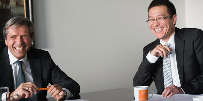 OB/OR Interview W. Niessner und X. Gao