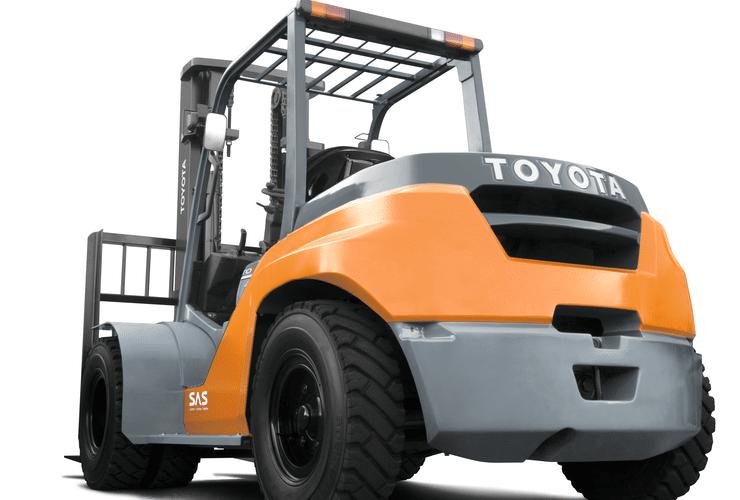 Toyota Tonero 7t | Foto: Toyota Forklifts Europe