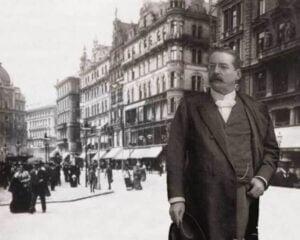 Gottfried Schenker - Held der Logistik durch RailCargo. (Foto: DB Schenker)