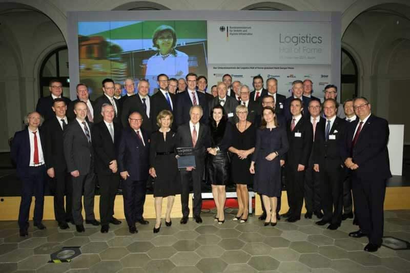 Die Jury der Logistics Hall of Fame