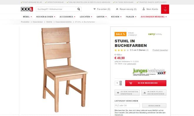 E Commerce Xxxlutz Im Virtuellen Möbelhandel