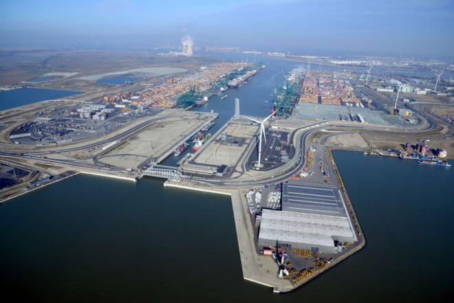(Foto: Antwerp Port Authority)