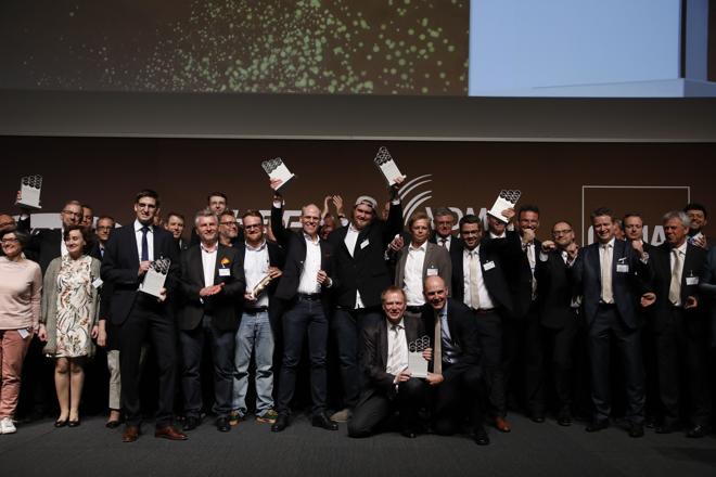 Großer Jubel bei der IFOY-Verleihung. (Foto: Ifoy.org)