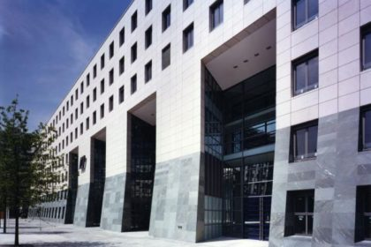 (Foto: IKB-Gebäude, IKB)