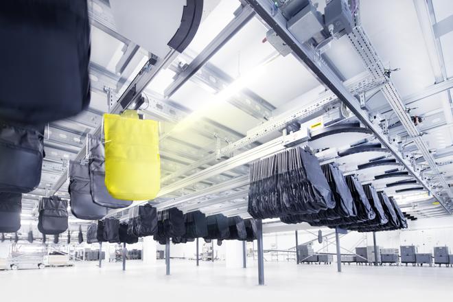 Taschensorter Carrier (Foto: SSI)