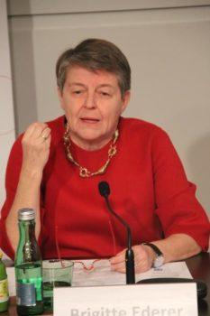 Brigitte Ederer (Foto: RS Media World)