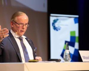 Jörg Mosolf, CEO Mosolf (Foto: BVL / Kai Bublitz)