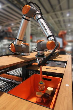Advanced Robotics (Foto: Vanderlande / RS Media World Archiv)