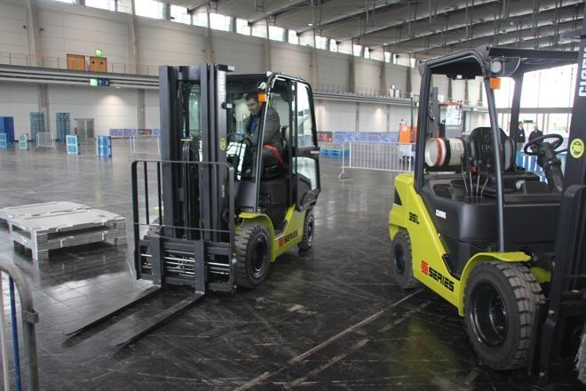 CLARK S – Genügsames Arbeitstier bis 3,5 Tonnen