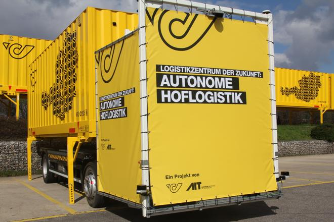 Autonome Hoflogistik (Foto: RS Media World)