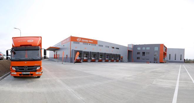 Das neue Terminal in Tiflis ist State-of-the-Art und bietet Kunden viele Vorteile. (Foto: Gebrüder Weiss)