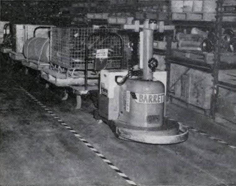 Das erste FTS aus den 1950ern... (Foto: DS Automotion / RS Media World Archiv)