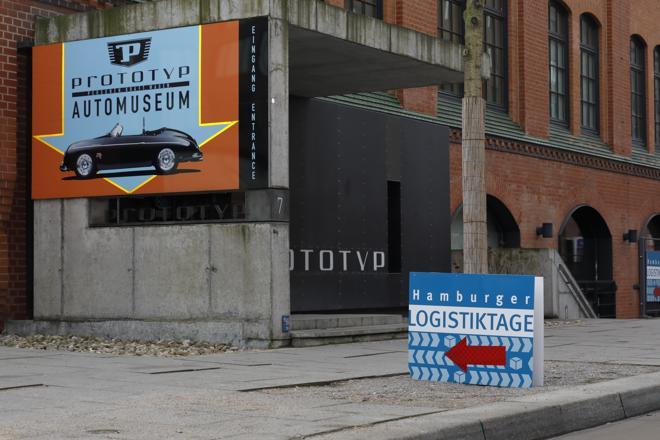 17. Hamburger Logistik Tage (Foto: H. Franck)