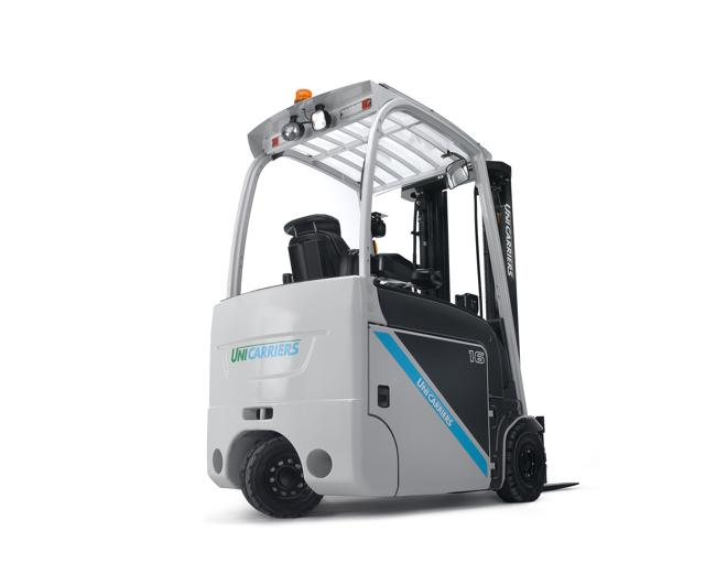 UniCarriers TX 3 (Foto: UniCarriers / RS Media World Archiv)