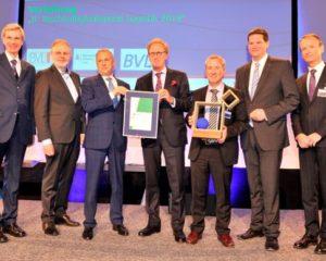 BVL Nachhaltigkeitspreis (Foto: BVL / RS Media World Archiv)