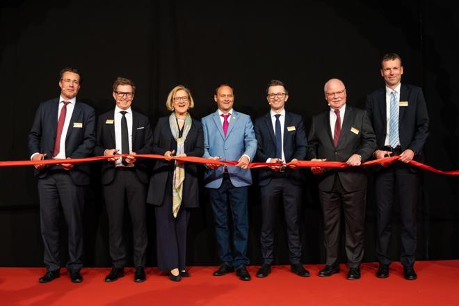 DHL Campus Fischamend Eröffnung (Foto: DPDHL / RS Media World Archiv)