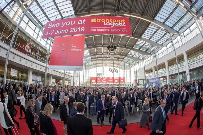 transport logistic 2019 (Foto: transport logistic)