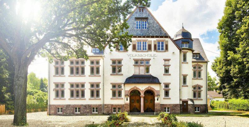 Der Bito Campus in Meisenheim. (Foto: Bito)