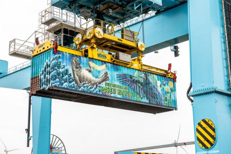 TRANSFORMATION – Port of Rotterdam steckt mitten im digitalen Wandel