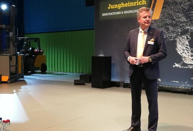 Staplerbranche: Jungheinrich hält an seinen Investitionen fest. (Foto: RS Media World)