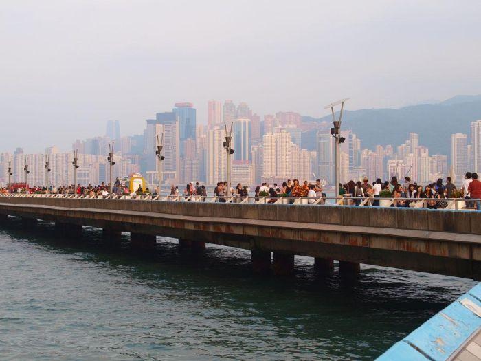 Honkong gilt als unkontrollierbarer Unruheherd für Peking. (Foto: Florentine / www.pixelio.de)