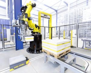 SSI Schäfer: Robotik-Lösungen (Foto: SSI Schäfer)