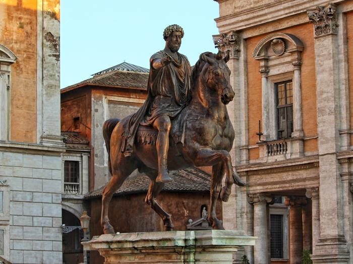 Rom fiel es zu keinem Zeitpunkt der eigenen Krise ein, eine internationale oder gar europäische Initiative zu ergreifen. (Foto: Daniel Tibi / www.pixelio.de)