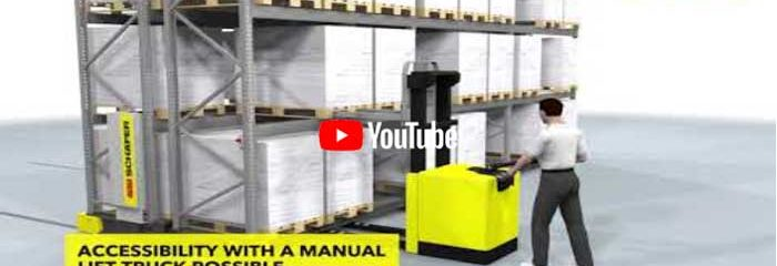 SCHAEFER | Mobile pallet racks