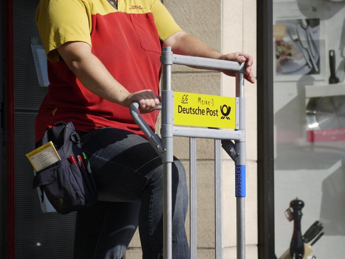 KEP: Die letzte Meile ist für die KEP-Dienstleister die teuerste. (Foto: Maik Grabosch / pixelio.de)