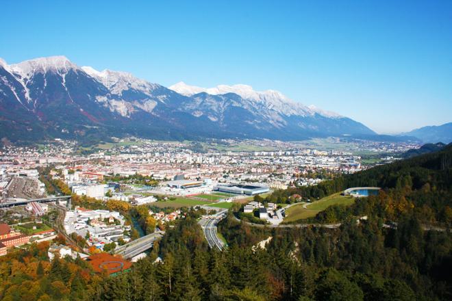 Innsbruck (Foto: bmbsbr / www.pixelio.de)