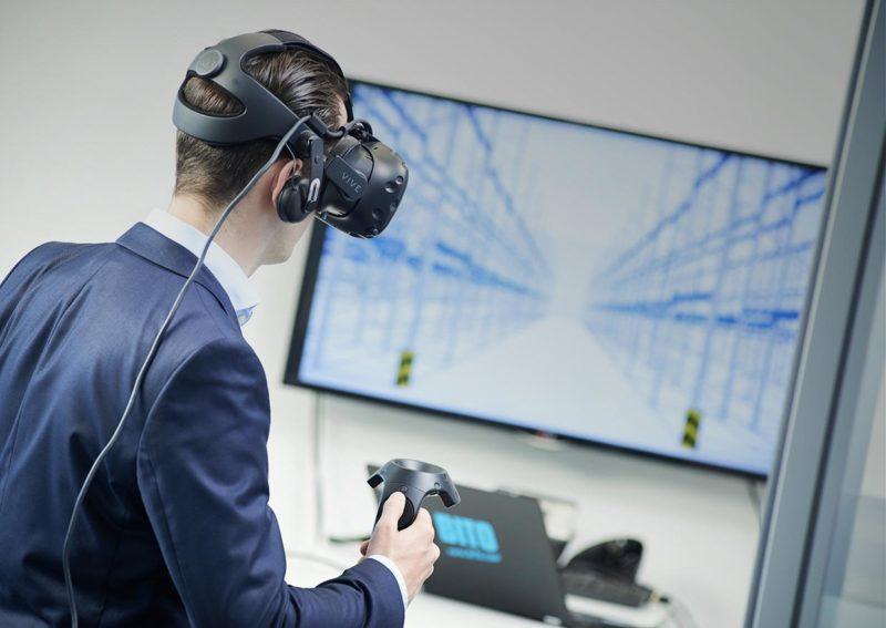 175 Jahre BITO: Modernste Entwicklung mit Hilfe von AR- und VR-Technologien. (Foto: BITO)