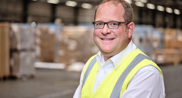 Thomas Vogel wird neuer CEO von DHL Freight DACH Foto: Deutsche Post / DHL)