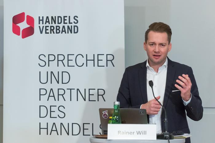 Handelsverband Österreich - Corona-Jahr 2020 war für stationären Handel katastrophal. (Foto: Stefan Doleschal / RS Media World Archiv)