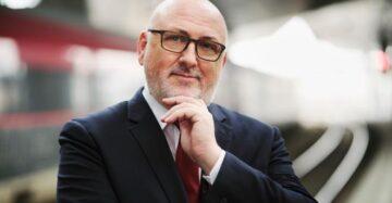 Andreas Matthä, alter und neuer CEO der ÖBB Holding (Foto: ÖBB / Jakwerth)