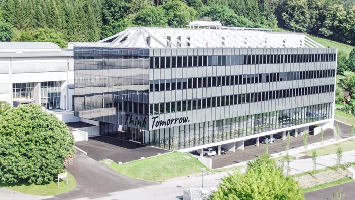 SSI Softwareschmiede WAMAS in Friesach. (Foto: SSI)
