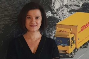 Anabel Pires ist neue CEO von DHL Freight (Foto: Deutsche Post DHL)