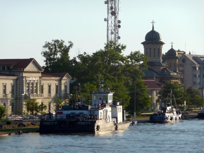 Donauraum - Sulina war einst das Zentrum der Donauschifffahrt (Foto: Helga Ewert/www.pixelio.de)