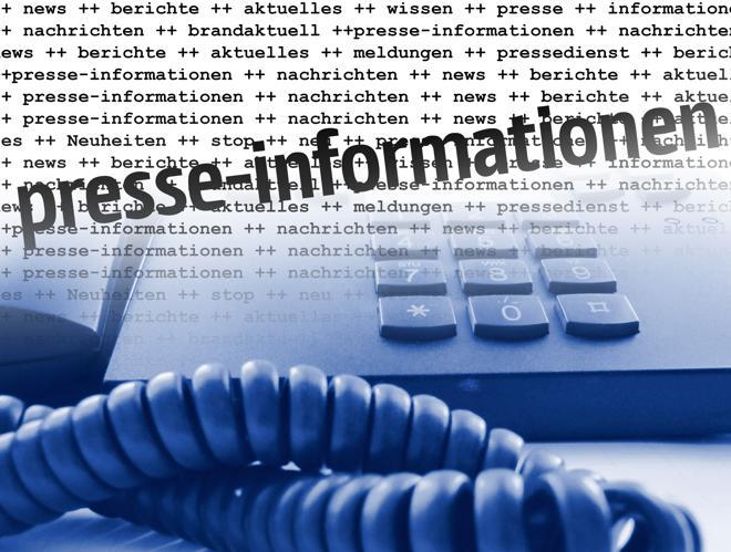 HJS Redaktion: Mehr als 240.000 PR-Mails an die Redaktionen der HJS MEIA WORLD umfasste die Informationsflut. (Foto: Rainer Sturm / www.pixelio.de)