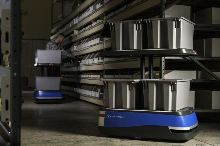Kollaborative Robotik (Foto: 6 River Systems)