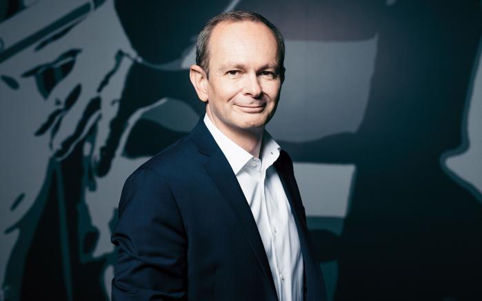 G. Hofer – CEO von Knapp blickt optimistisch in die Zukunft. (Foto: Knapp)