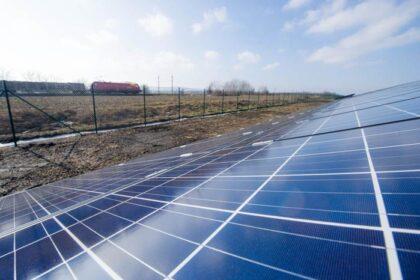 Solarenergie - Neue Solaranlage in Mistelbach (Foto: ÖBB / RS MEDIA WORLD Archiv)