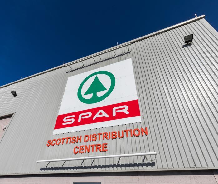 Perfect Charging für SPAR Schottland (Foto: Fronius / RS MEDIA WORLD Archiv)(