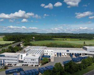 Kühne+Nagel – Neus Headquarter bündelt seämtliche Unternehmensbereiche und die Region Österreich Süd an einem Standort. (Foto: Kühne+Nagel / RS MEDIA WORLD Archiv)