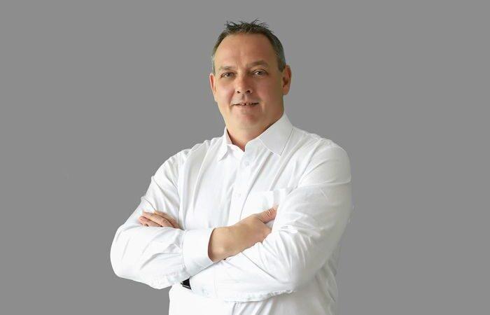 A. Heine (Foto: CM Logistik)