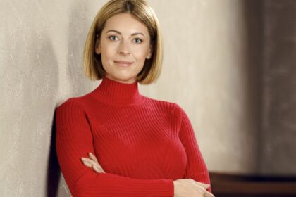 Agata Kostecka (Foto: Hörmann Logistik)