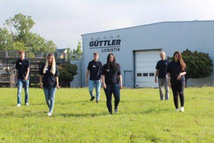 Güttler Logistik - Erstmals mehr Frauen als Männer starten ihre Logistik-Karriere beim Hofer Logistikunternehmen.