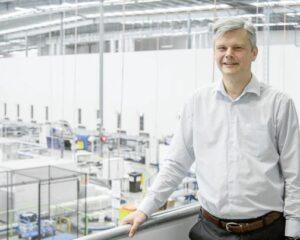 """Pharma-Logistik – S. Bunde: """"Wir haben alle Erkenntnisse, die wir in den letzten Jahren gewonnen haben, in einer einzigen Lösung umgesetzt."""" (Foto: SSI / RS MEDIA WORLD Archiv)"""